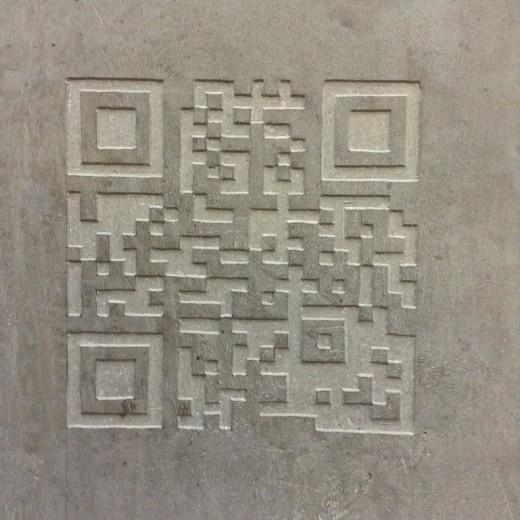 QR code detail